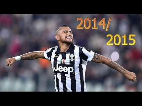 Arturo Vidal 2014/2015 || The warrior is back || goals and skills
