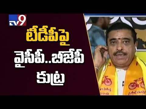 BJP & YCP Conspire Against TDP? || AP Special Status || Big News Big Debate - TV9