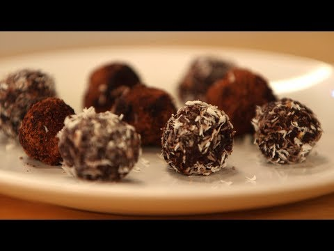 Healthy Chocolate Truffle Recipe, Holiday Recipes, Fit How To
