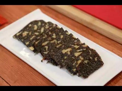 陸綜-回家吃飯-20161222 阿膠固元膏芝士阿膠焗紅薯茶樹菇老鴨湯