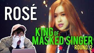 download lagu Blackpink RosÉ  King Of Masked Singer Round 2 gratis