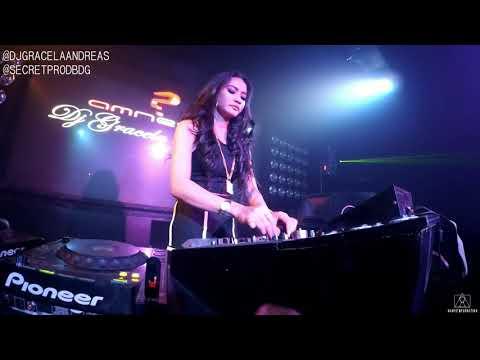 #LIVEDJSET / Gracela Andreas / Amnesia Club Bandung