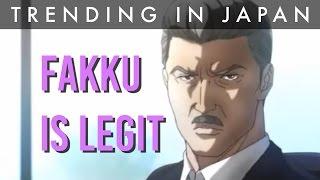 Fakku now a Premium Hentai Manga Giant