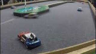 Banger Car Racing with East Norwich club