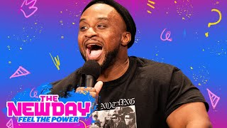 Big E wants to get fat for the Royal Rumble Match: The New Day: Feel the Power, Jan. 27, 2020