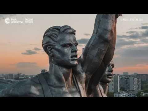 Нереальная Москва с высоты птичьего полета