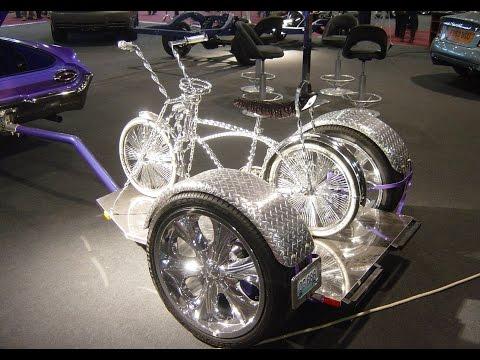 Тюнинг велосипеда в видео