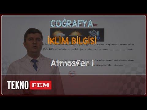 YGS-LYS COĞRAFYA - Atmosfer 1