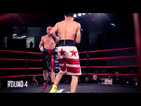 Dusty Hernandez (18 Year Old DC Boxer) Vs. Eddie Soto (Dusty Wins By Knockout) [Xpensive Ent. Submitted]