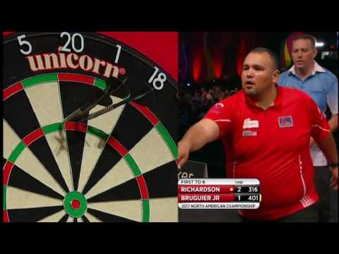 2017 North American Championship Final Richardson vs Bruguier JR