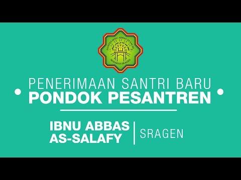 Yufid Documentary: INFO PSB PESANTREN IBNU ABBAS AS SALAFY SRAGEN 2017