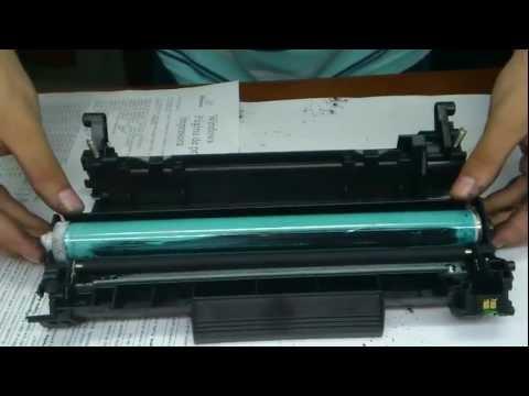 RECARGA TONER HP 85A . 83a. HP m1212fn. hp 1217. hp p1102. hp m1132. hp 1102w. hp m225dw. hp m201
