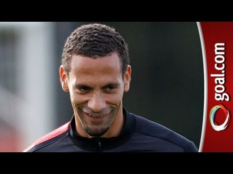 Rio Ferdinand axed for good by Hodgson - He tells tube passengers the news!