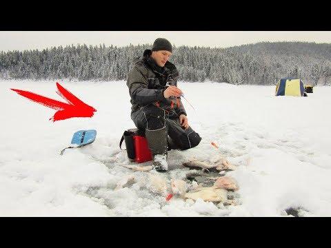 ловля окуня на братском водохранилище на мормышку