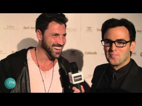 Maksim Chmerkovskiy OK Magazine Oscar Party ChanceTV Full Length