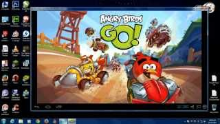 How to Install Angry Bird GO in PC 2013 FREE (Windows/MAC)