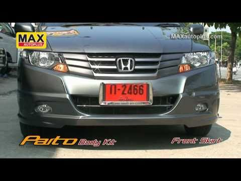 HONDA CITY 2010 with Parto Body Kit
