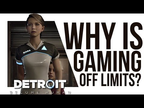 Let's talk about the Detroit Become Human controversy