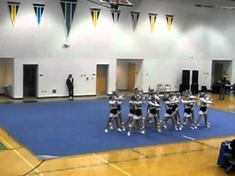 Western Branch Middle School Cheering Youtube