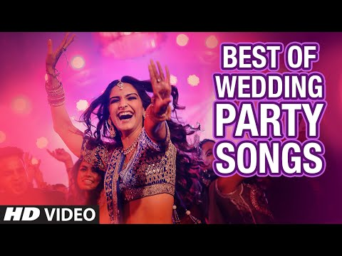 Best of Bollywood Wedding Songs 2015 | Non Stop Hindi Shadi Songs | Indian Party Songs | T-Series thumbnail