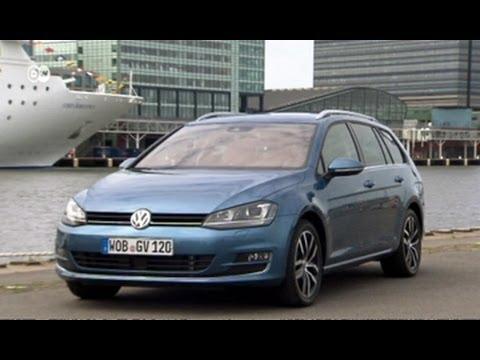 Der neue VW Golf Variant | Motor mobil