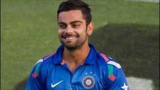 Ind vs SL 2014 2nd ODI:- Virat Kohli hits 49 runs