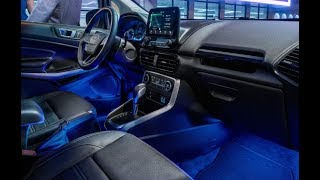 AMAZING!!! 2019 Ford Focus Ambient Lighting