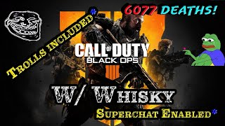 Call of Duty // PS4 // 1440p Ultra Crispy! //  w/ whisky