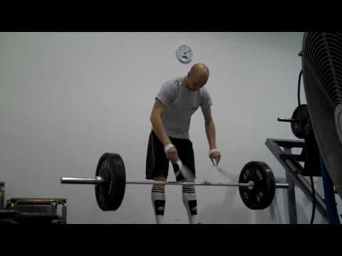 9 Week Olympic Training Program - Day 1 Image 1