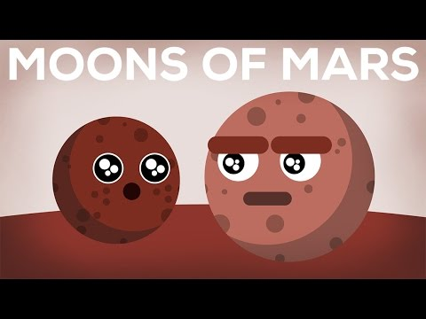 The Moons of Mars Explained -- Phobos & Deimos MM#2