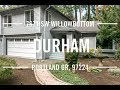 7671 SW Willowbottom Way, Portland OR 97224 Real Estate Video