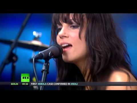 The Last Internationale Breaks the Stage with...