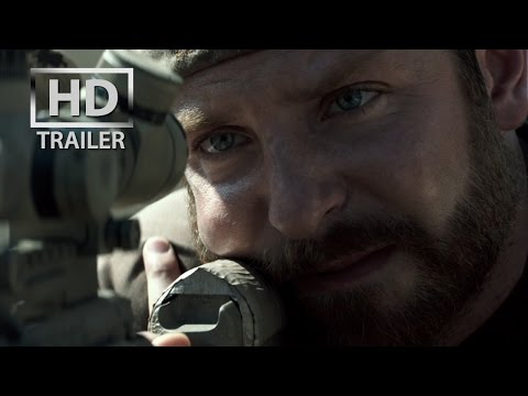 American Sniper | official trailer US (2014) Clint Eastwood Bradley Cooper