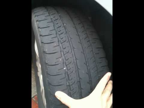 Tire Wear Problems - Causes and Symptoms - YouTube