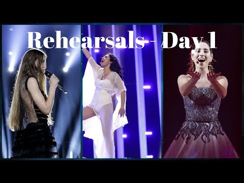Eurovision 2018: Semi Final 1 (Day 1) Recap - Best and Worst Rehearsals