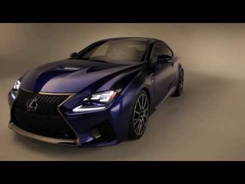 2015 Lexus RC F - Up Close & Personal