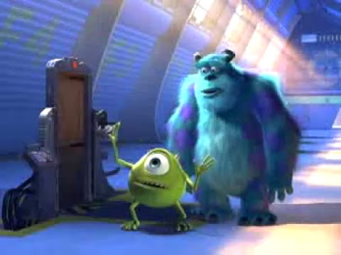 Monsters Inc - Trailer 3 (2001)