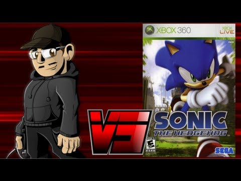 Johnny vs. Sonic The Hedgehog (2006)