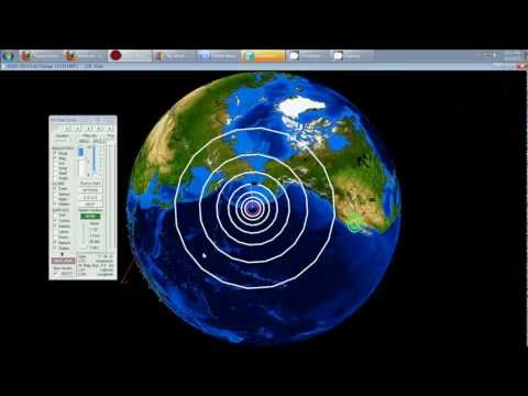 9/02/2011 -- 7.1 magnitude earthquake in Alaska - TSUNAMI WARNING CANCELLED