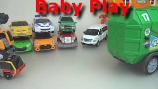 Cars and Robot car toys carbot play1