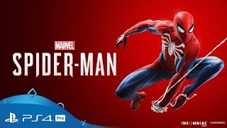 Marvel's Spider-Man   Release Date Announcement Trailer   PS4