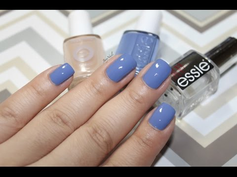 How I paint My Nails  Updated Nail Tutorial