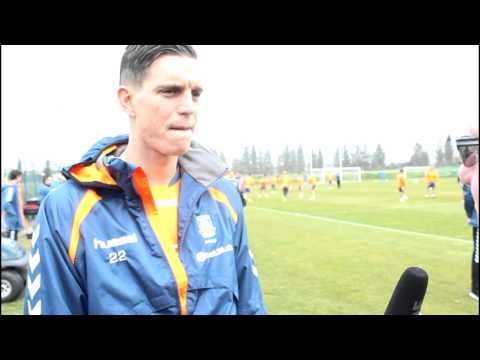 Daniel Agger interview
