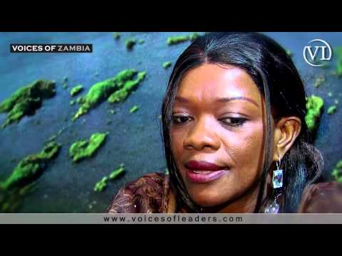 Voices of Leaders Interviews Sylvia Masebo, Zambia Tourism and Arts Minister, ITB Berlin