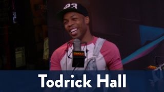Todrick Hall - How to Make It On YouTube 1/4 | The Kidd Kraddick Morning Show