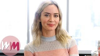 Top 10 Wonderful Emily Blunt Moments