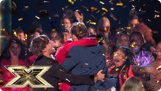 Dalton Harris wins the X Factor! | Final | The X Factor UK 2018
