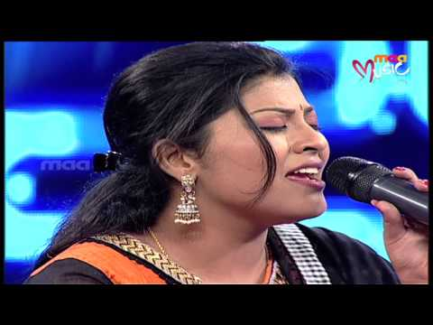 Super Singer 8 Episode 28 - Sameera Rithesh Performance
