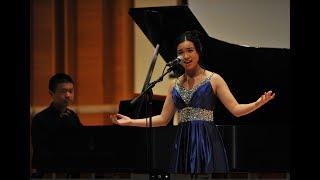 """2019 """"未名春晓·相辉晨曦""""北大复旦纽约春晚 - 钢琴独奏《大海》,歌曲《雁南飞》"""