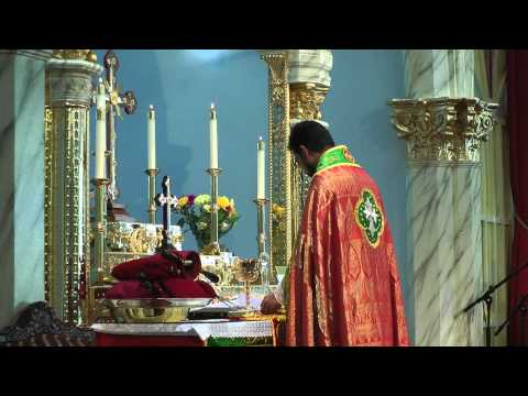 Malankara Mar Thoma Syrian Church Holy Qurbana By Rev. Jacob Varghese Part3 video
